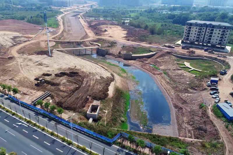 幸福河改造工程